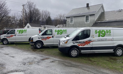 U-Haul Rental Services